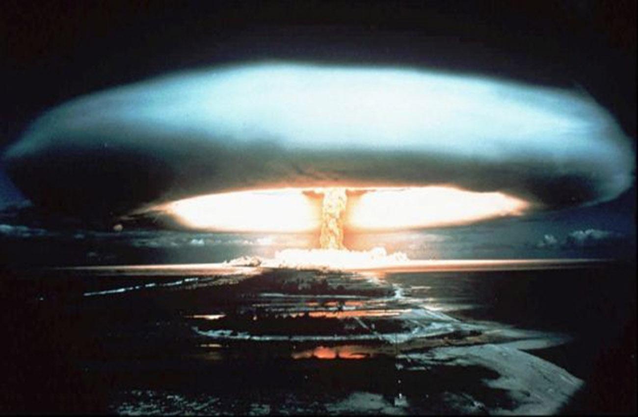 El restringido club de las potencias nucleares