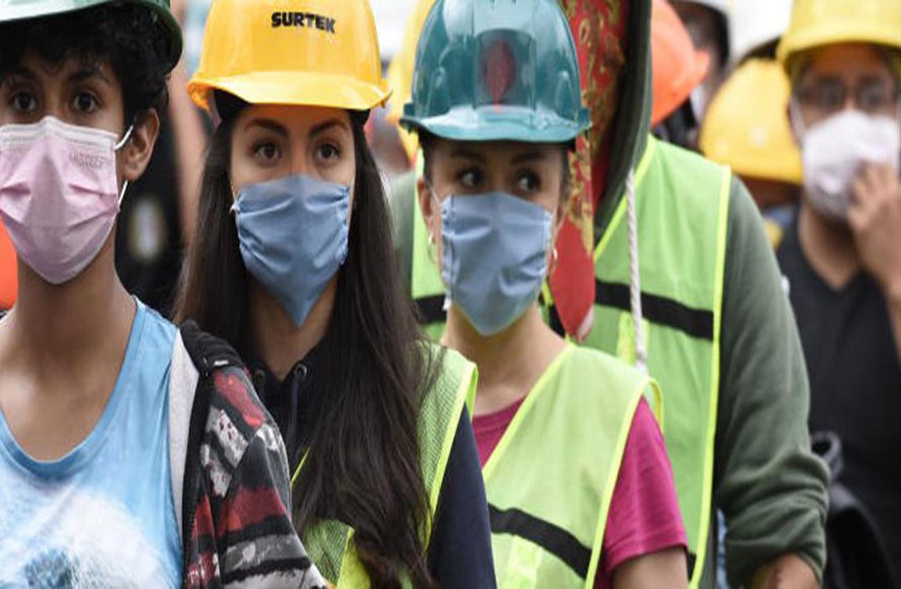 Estamos vivas la vida a más de un mes de salir de entre los escombros del terremoto de México
