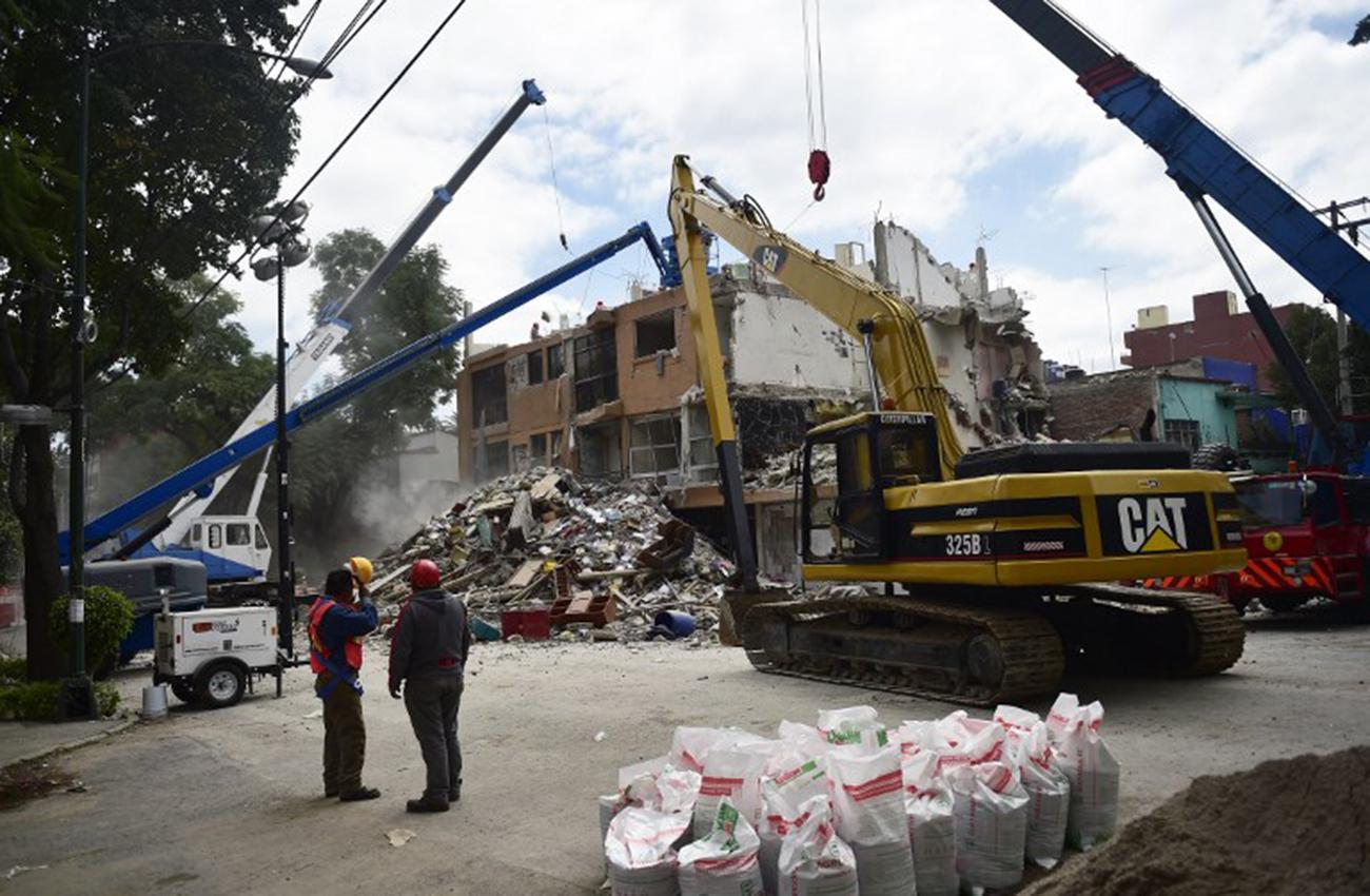 Fiebre inmobiliaria y olvido: dos caras del post-sismo en México