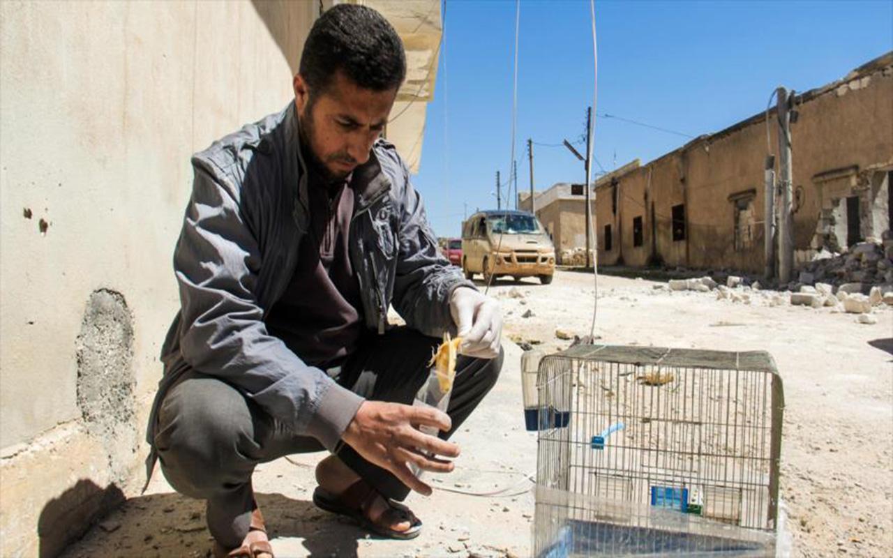 Gas sarín fue usado en Siria cinco días antes del ataque en Jan Sheijun