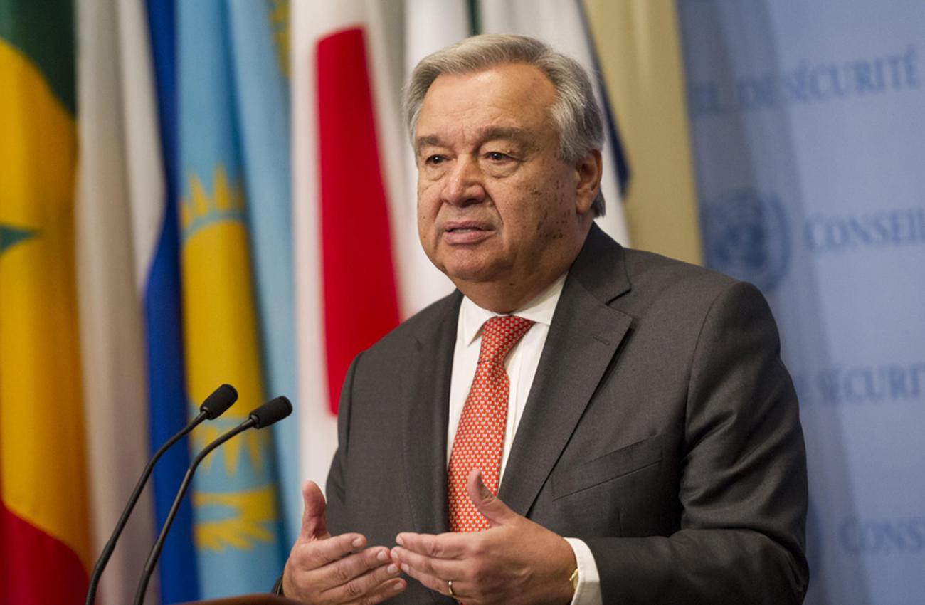 """Guterres: """"La pena de muerte no tiene lugar en el siglo XXI"""""""