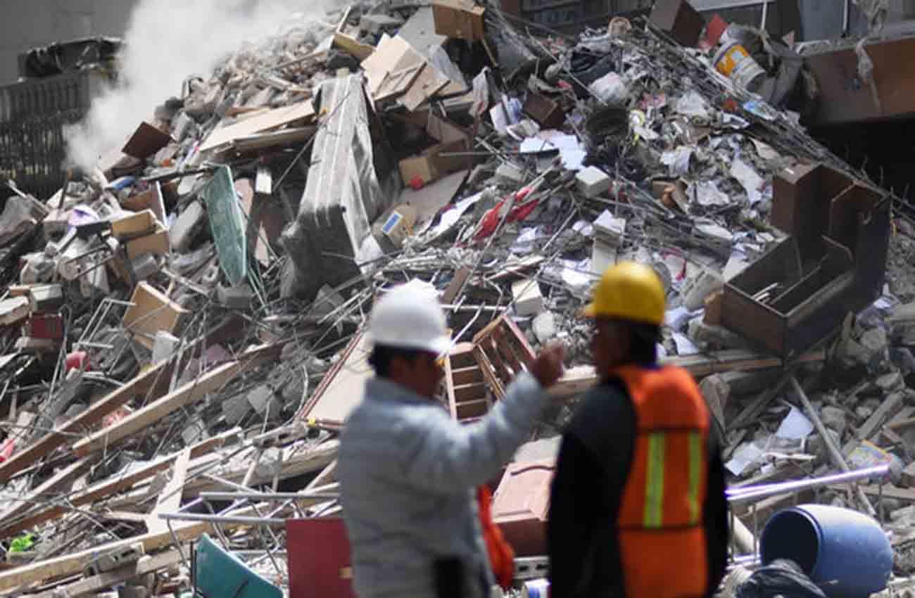 La batalla de los mexicanos para reconstruir su vida a un mes del sismo