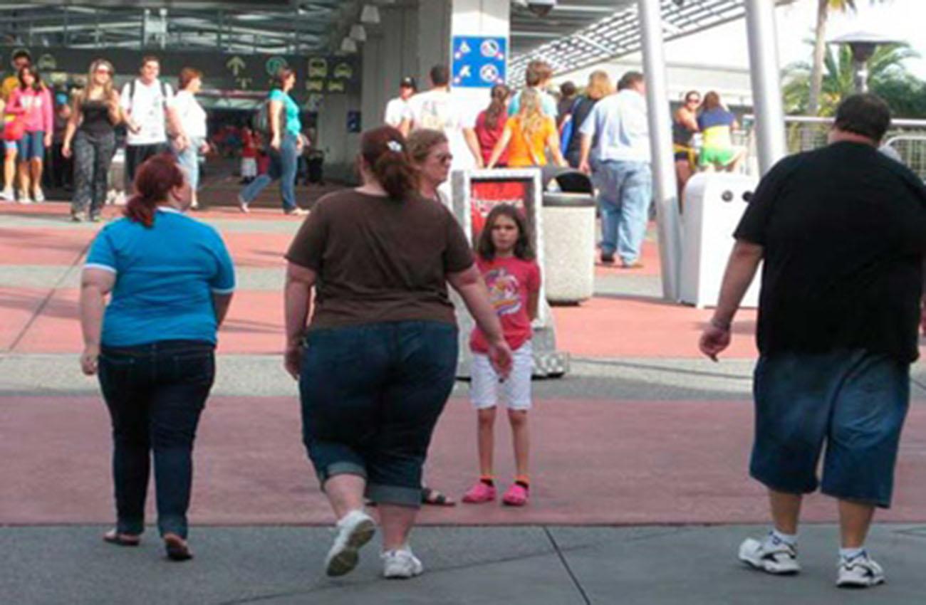 La obesidad sigue creciendo en Estados Unidos