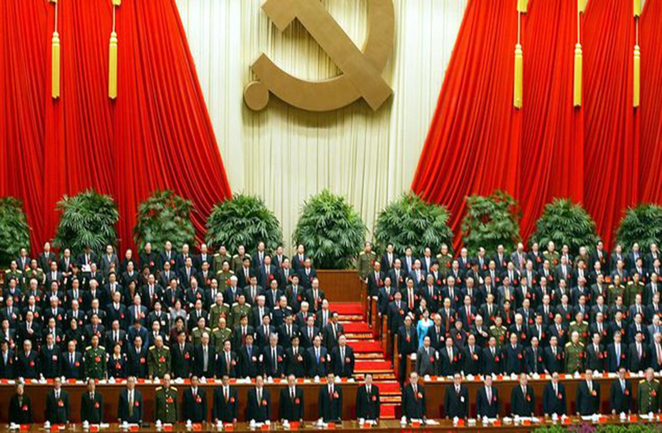 Las mujeres ausentes de las altas esferas del Partido Comunista de China