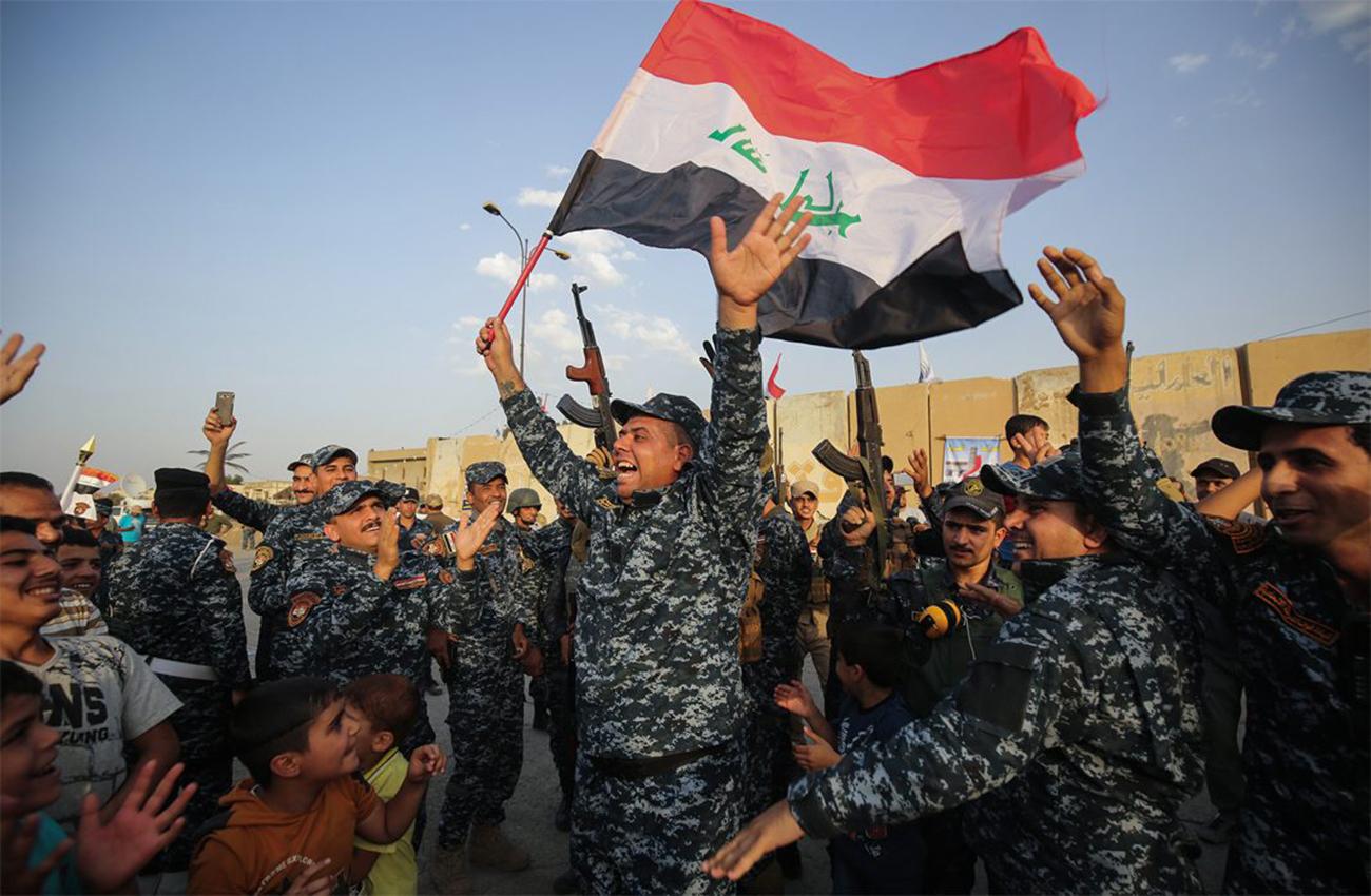 Los días del Estado Islámico en Raqa están contados, según la alianza antiyihadista