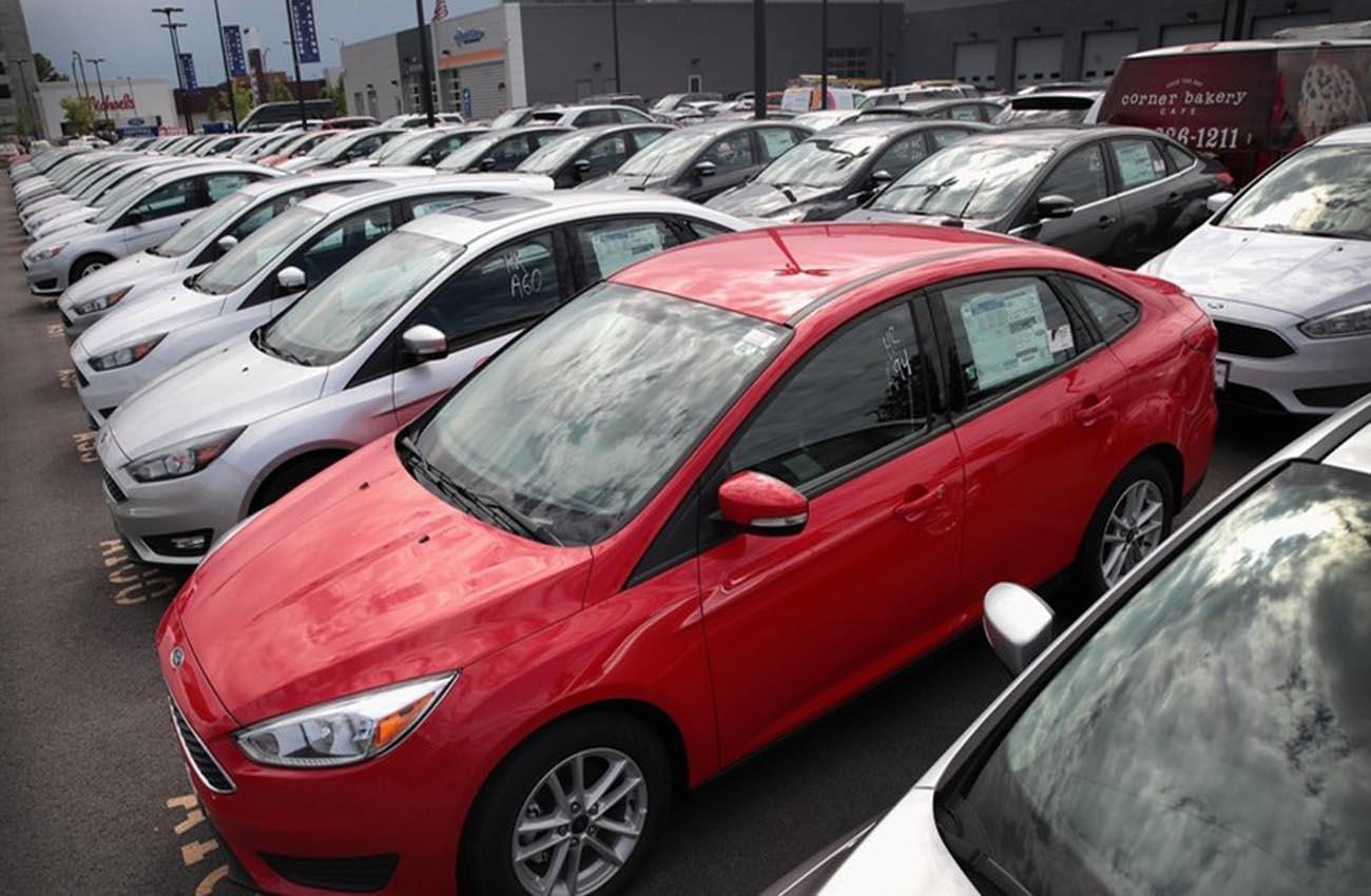Los huracanes aumentan las ventas de autos en EEUU