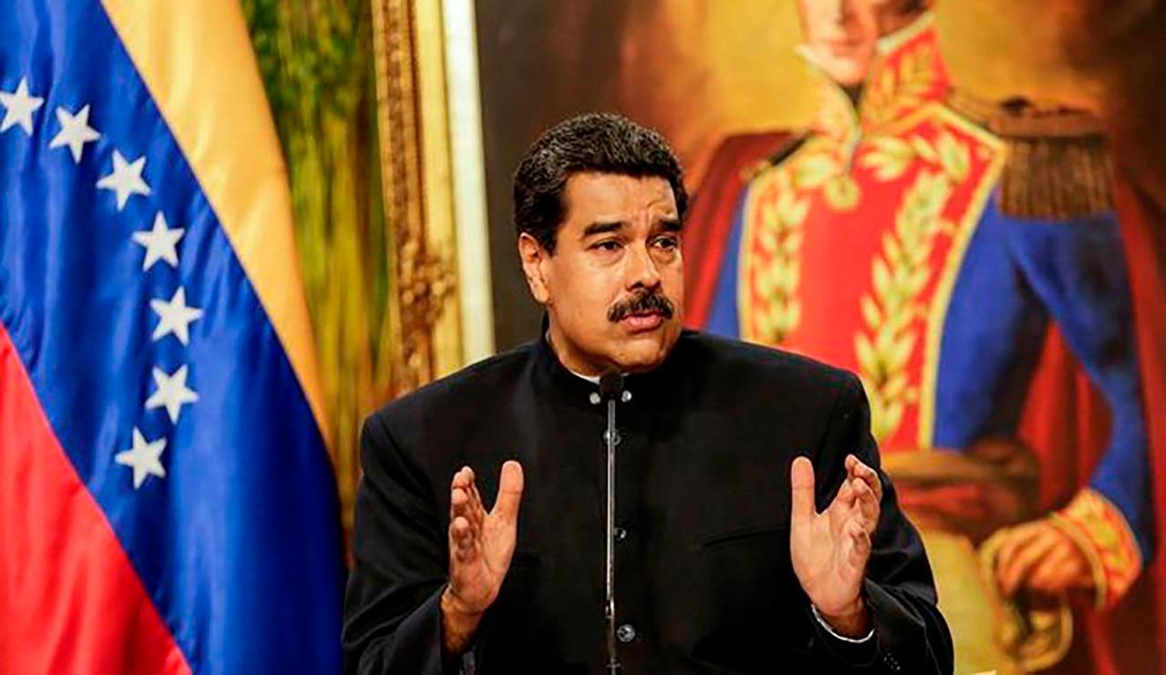 """Maduro condena """"represión brutal"""" en Cataluña"""