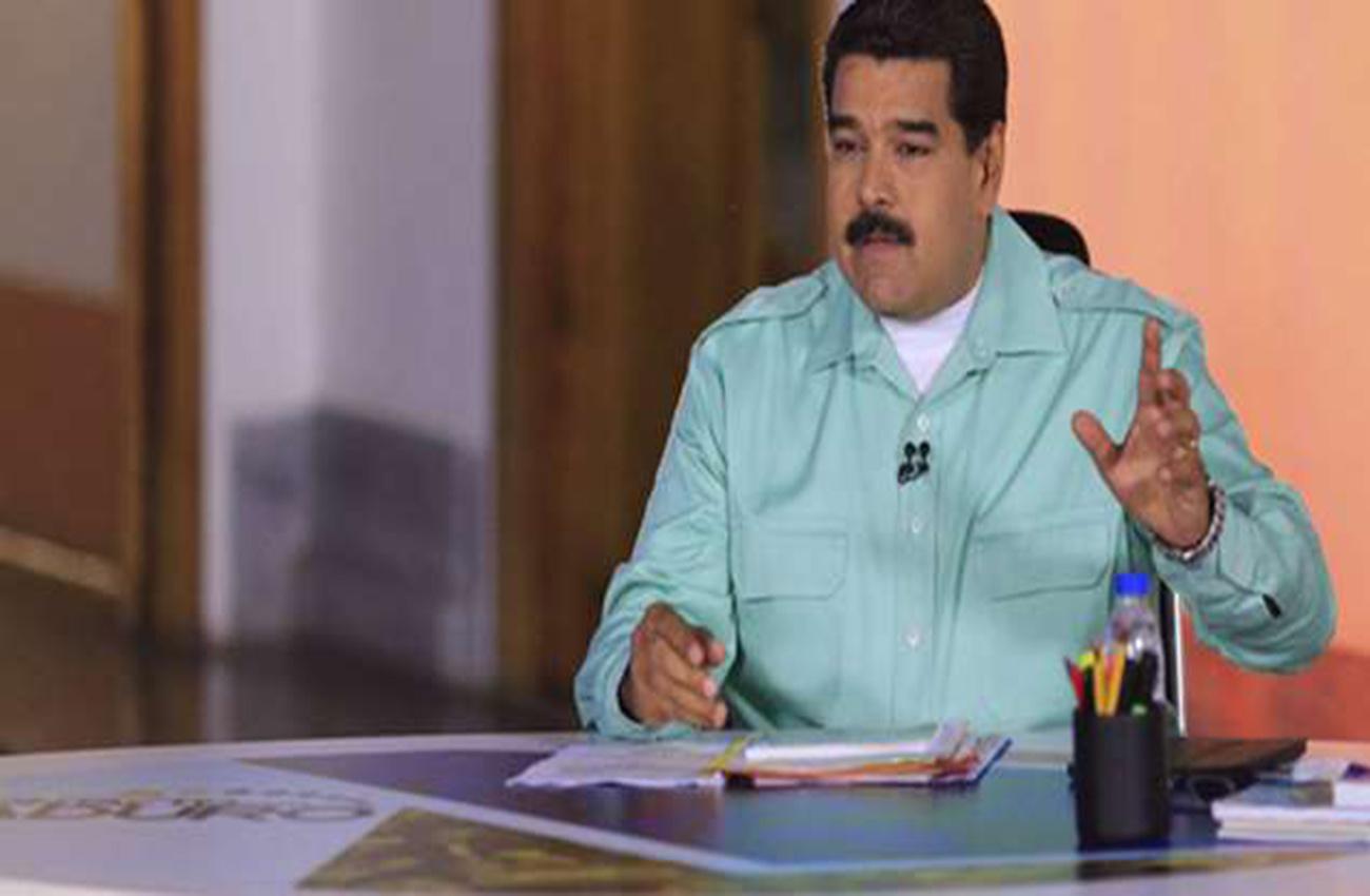 Maduro gobernadores electos tendrán que subordinarse a la Constituyente