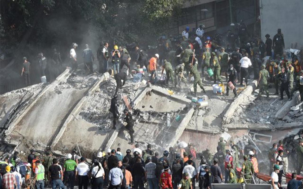 México: rescatan último cuerpo atrapado entre escombros por el terremoto