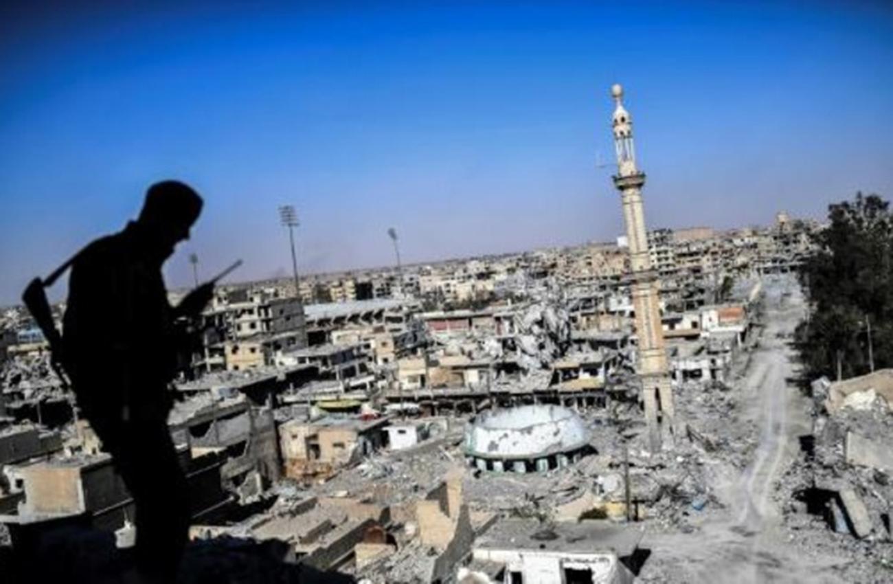 Raqa, la excapital de los yihadistas del EI en Siria