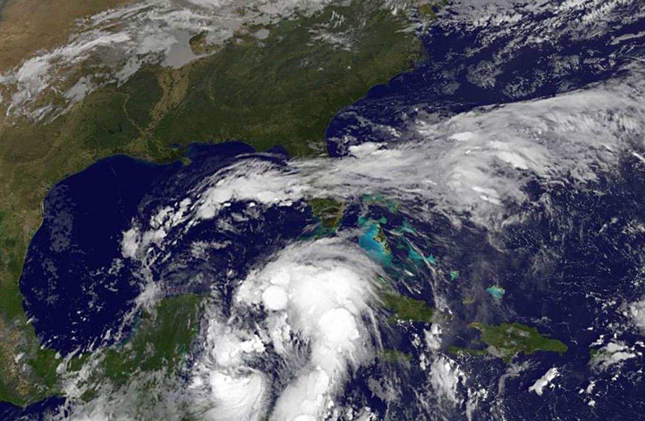 Tormenta Nate deja 22 muertos en Centroamérica y avanza hacia México y EEUU