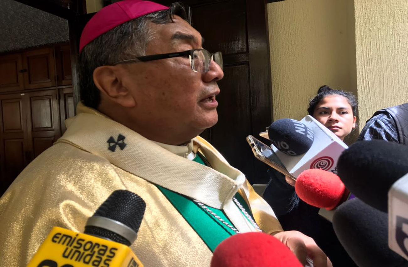 """Vian Morales: """"No podemos condenar a nadie antes de ser juzgado"""""""