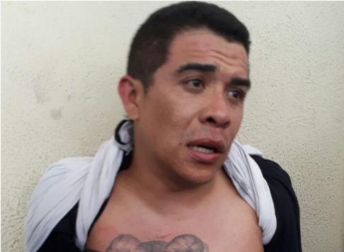 Pandillero detenido por muerte de mujer