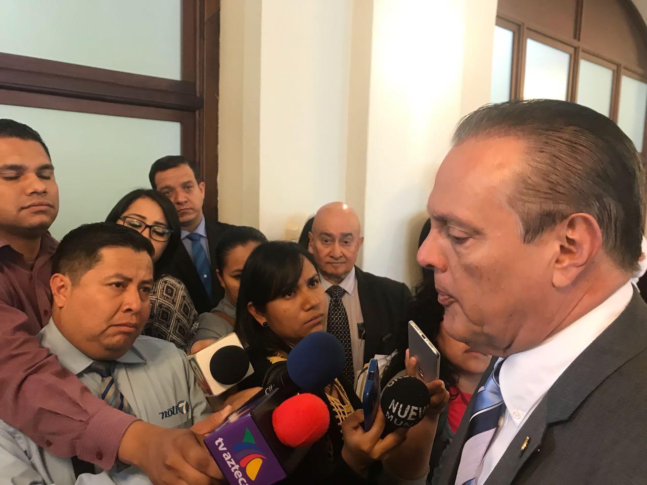 Ministro de Salud Carlos Soto