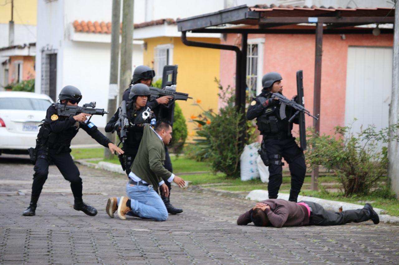 Arrestan en Guatemala a líder de Mara Salvatrucha buscado en El Salvador
