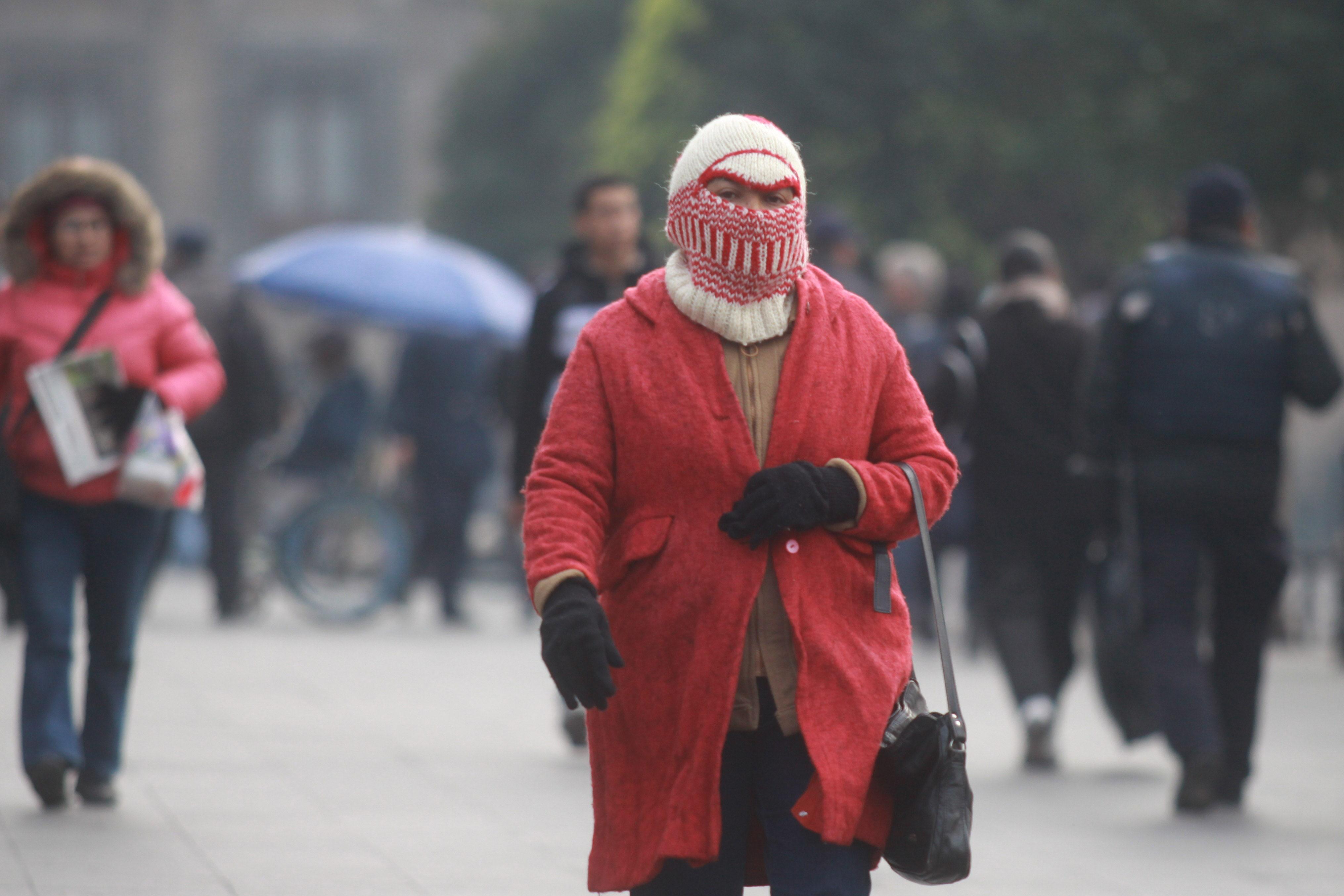 En noviembre se esperan los primeros frentes fríos