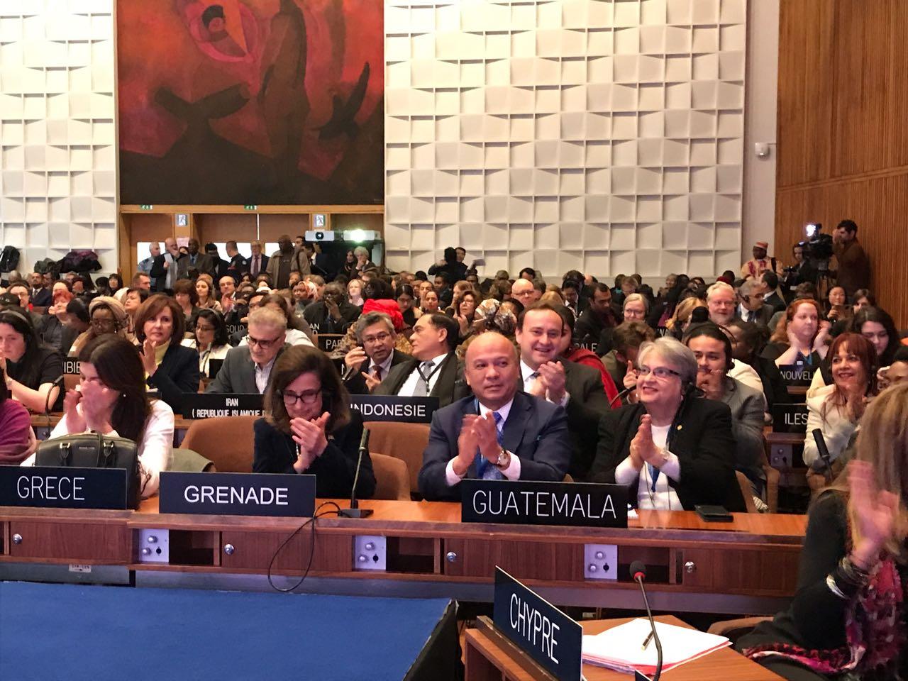 Guatemala electa Comité de UNESCO
