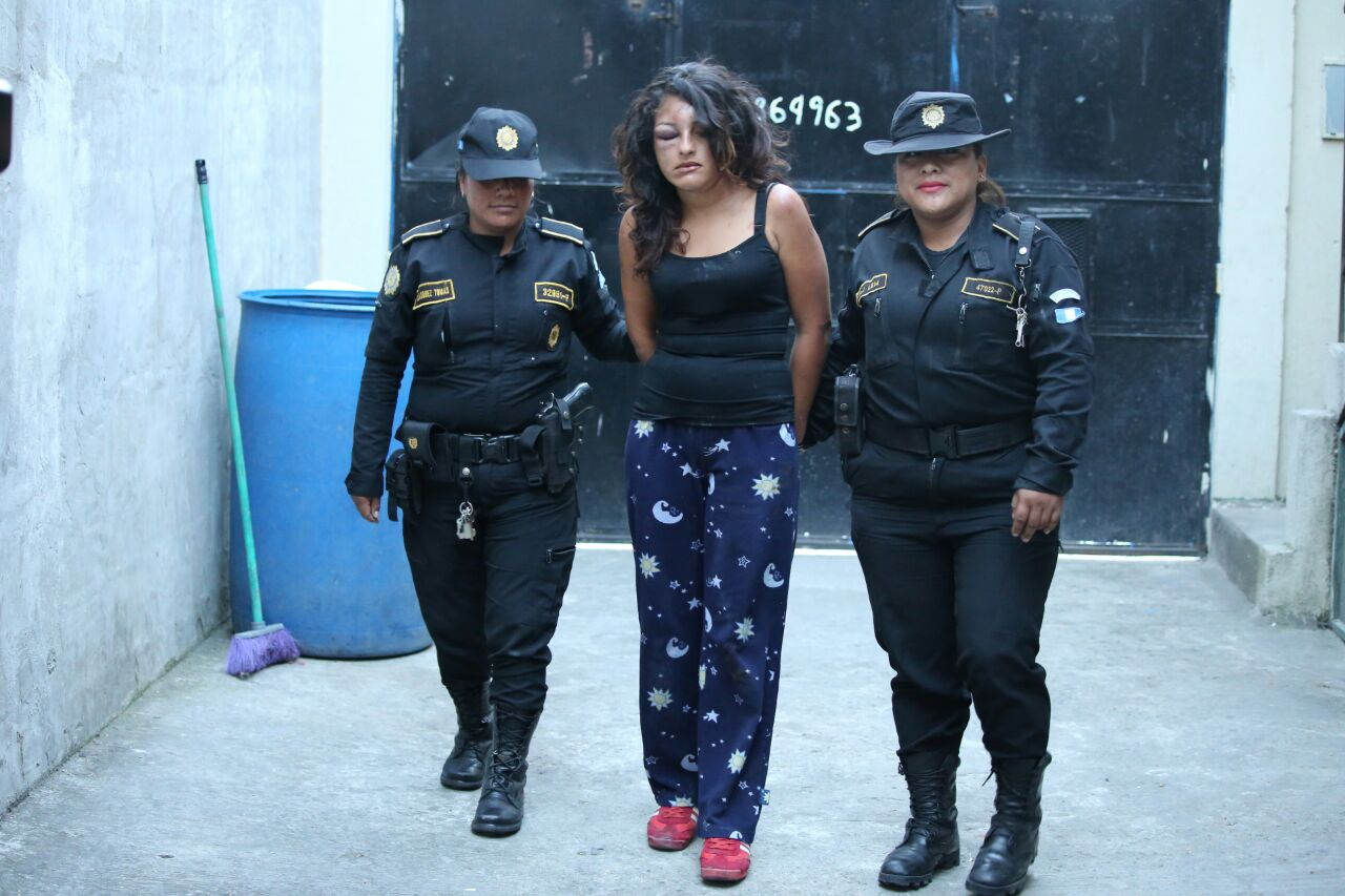 """La China"" detenida por asesinato de un hombre"