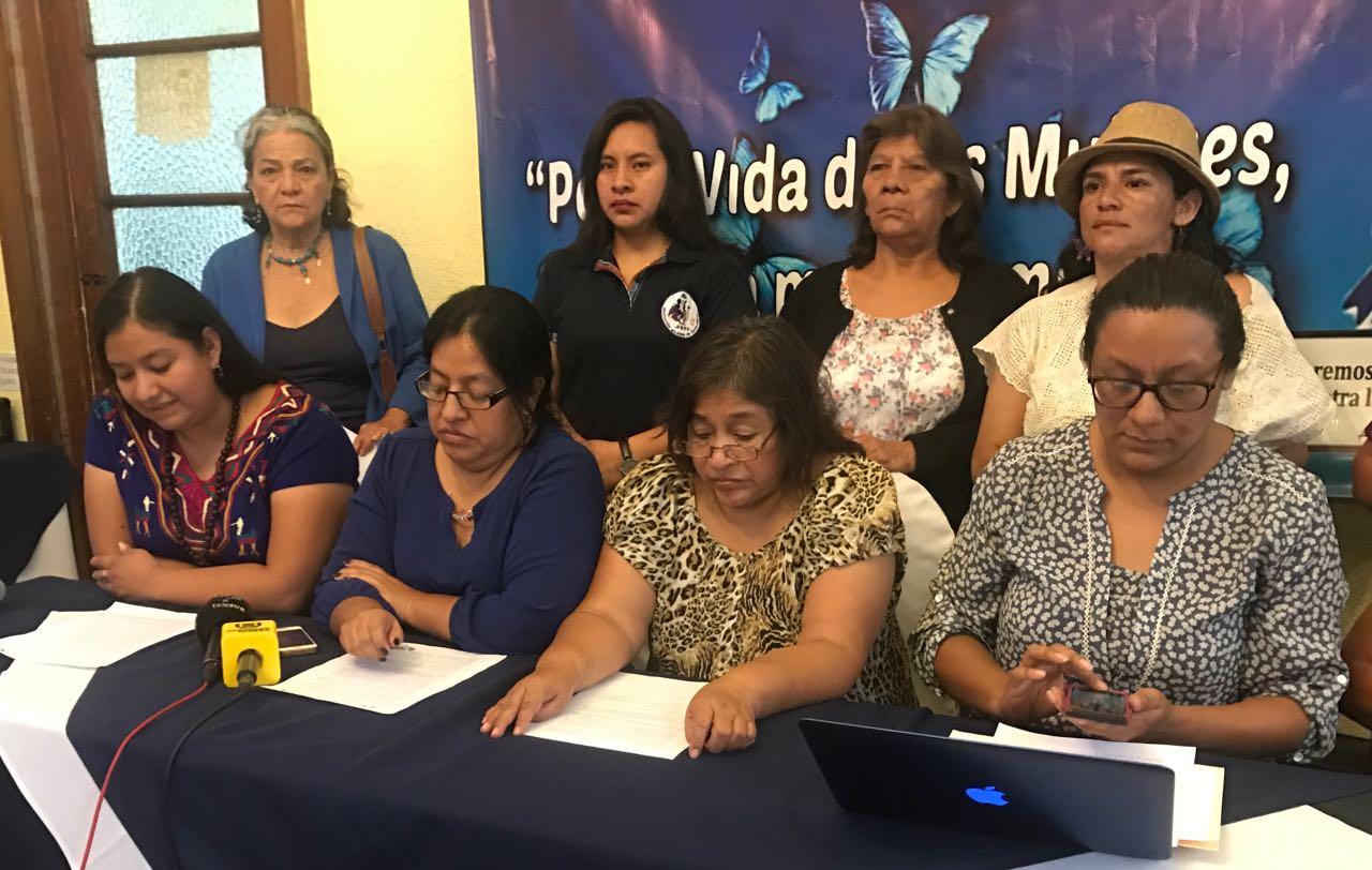 Sector de mujeres femicidios