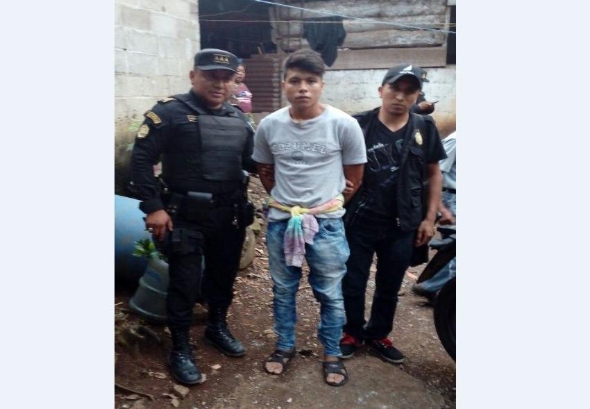 Tres capturados por hechos suscitados en Quetzaltenango y San Marcos