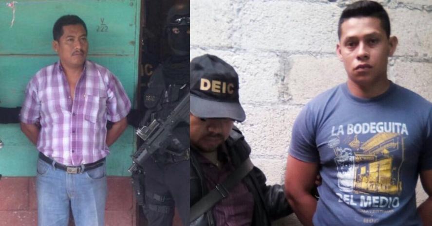 Dos detenidos por asesinar a maestro