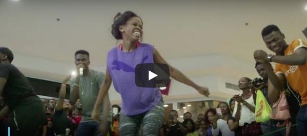 Mujer aguantó bailar 137 horas seguidas