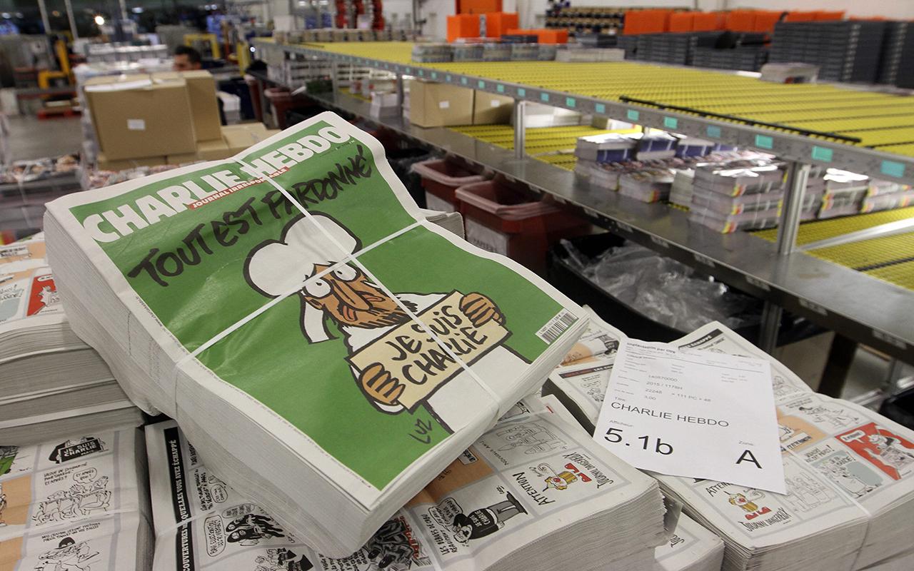 Charlie Hebdo pone fin a su versión alemana por falta de lectores