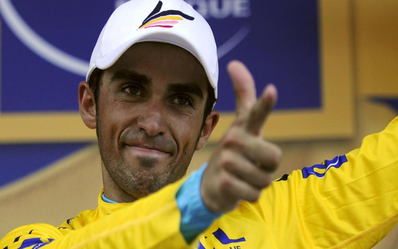 Contador ve a Froome fortísimo y capacitado para ganar el Giro