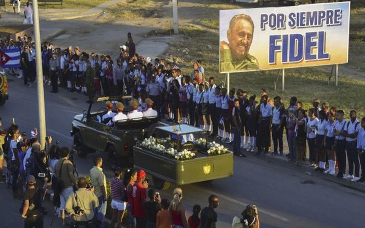 Cuba recuerda a Fidel Castro a un año de su muerte