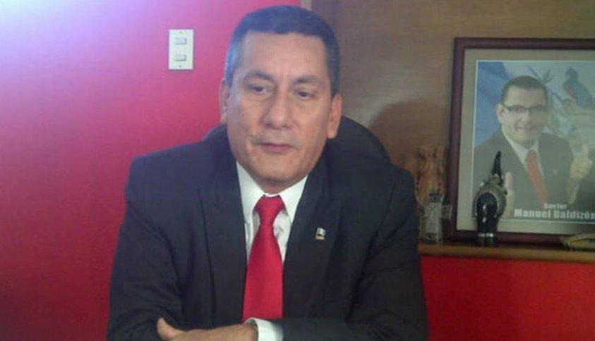 CSJ diputado Roberto Villate