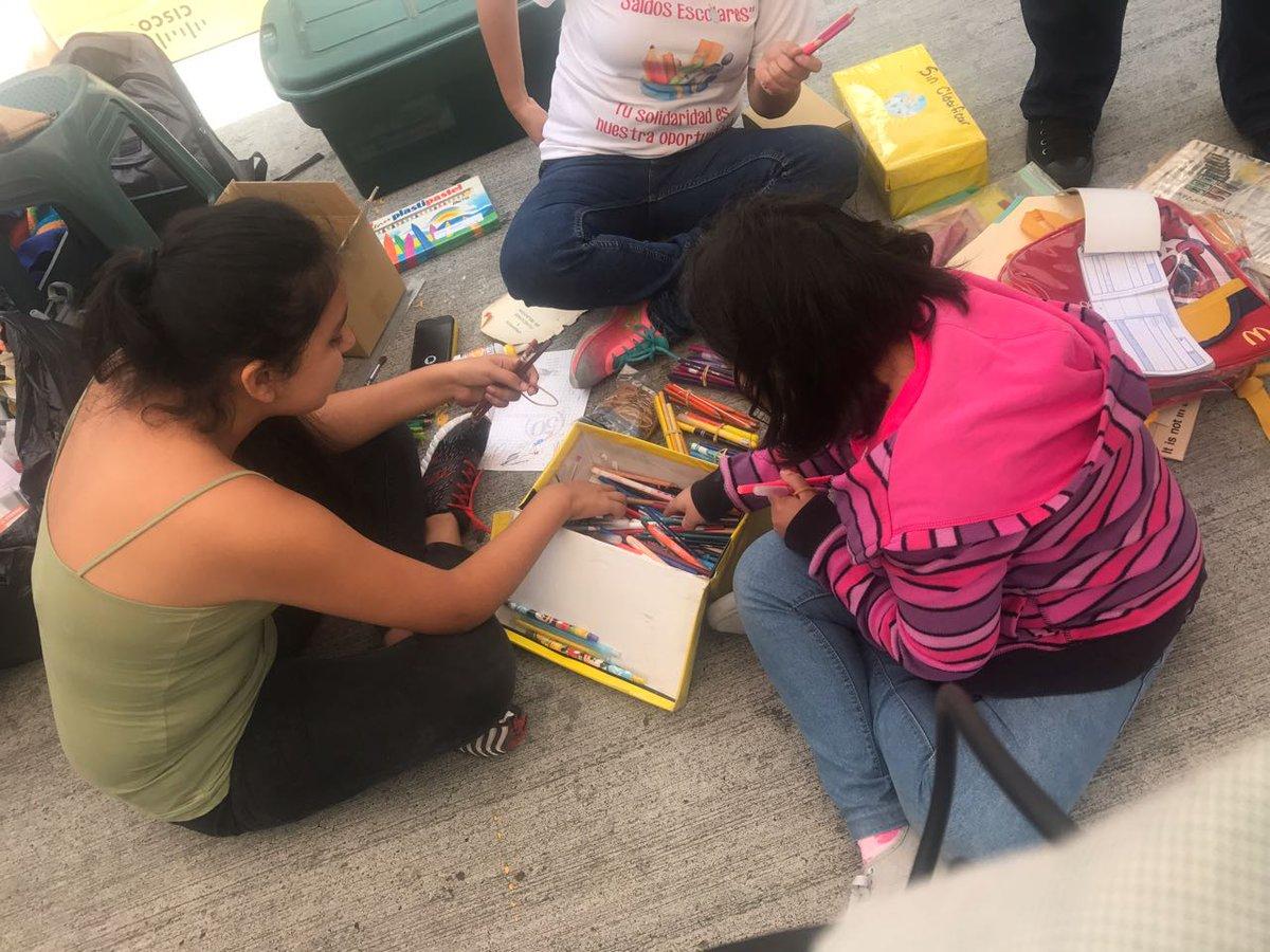 """""""Yoo Guatemala"""" buscar recaudar útiles escolares para beneficiar a 700 niños"""