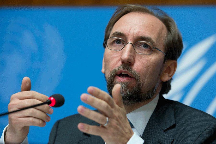 Alto Comisionado de los Derechos Humanos visitará el país para reunirse con principales autoridades