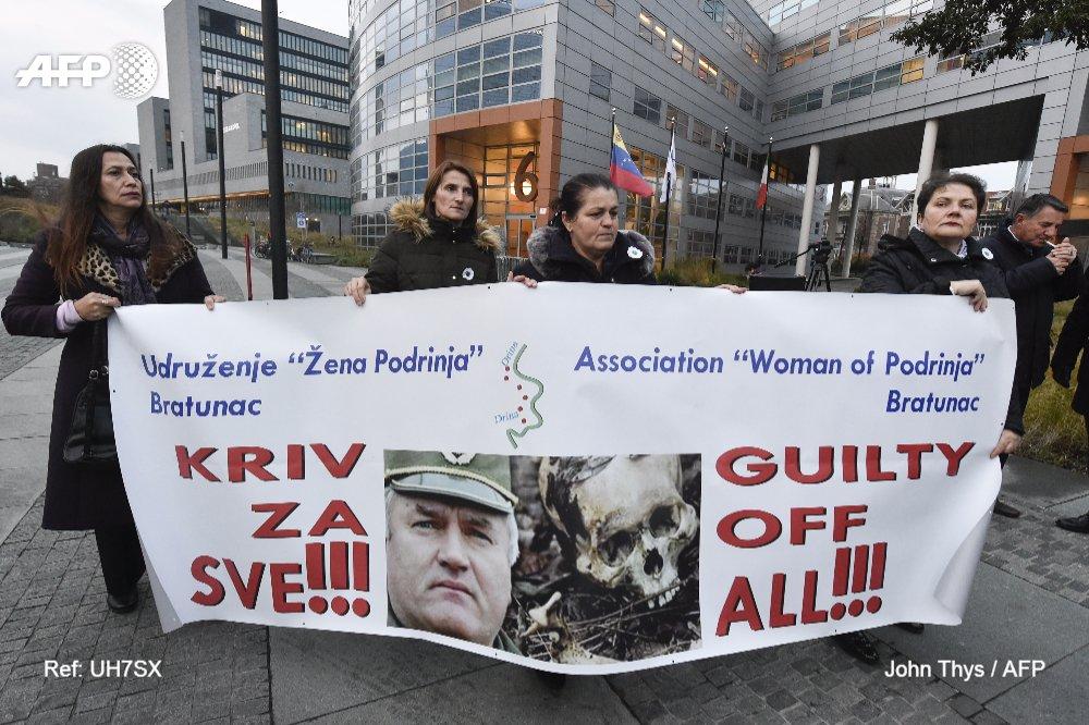 El carnicero de los Balcanes condenado