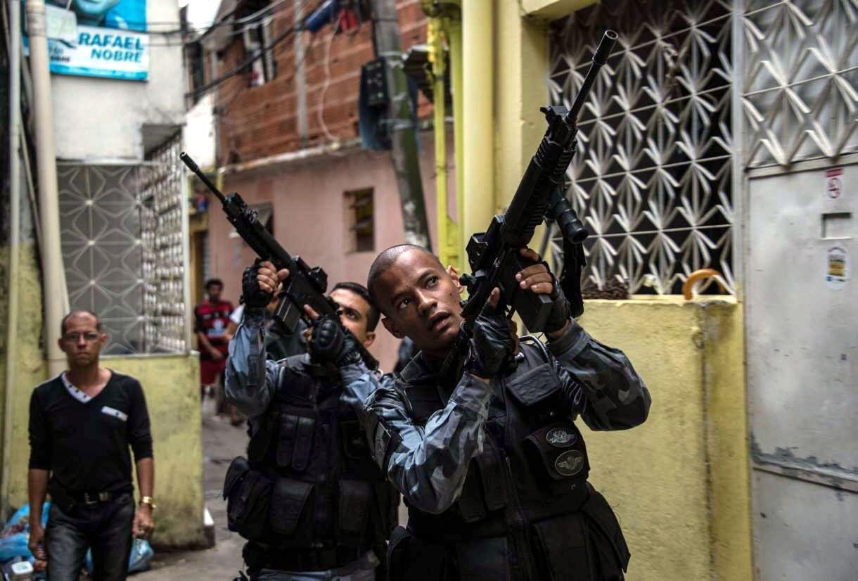 Brasil: siete muertos tras operación policial en Río de Janeiro