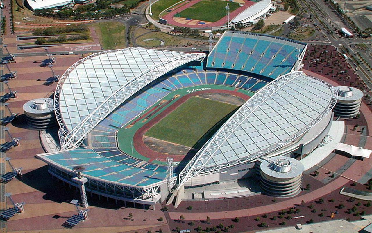 El Estadio Olímpico de Sídney será destruido