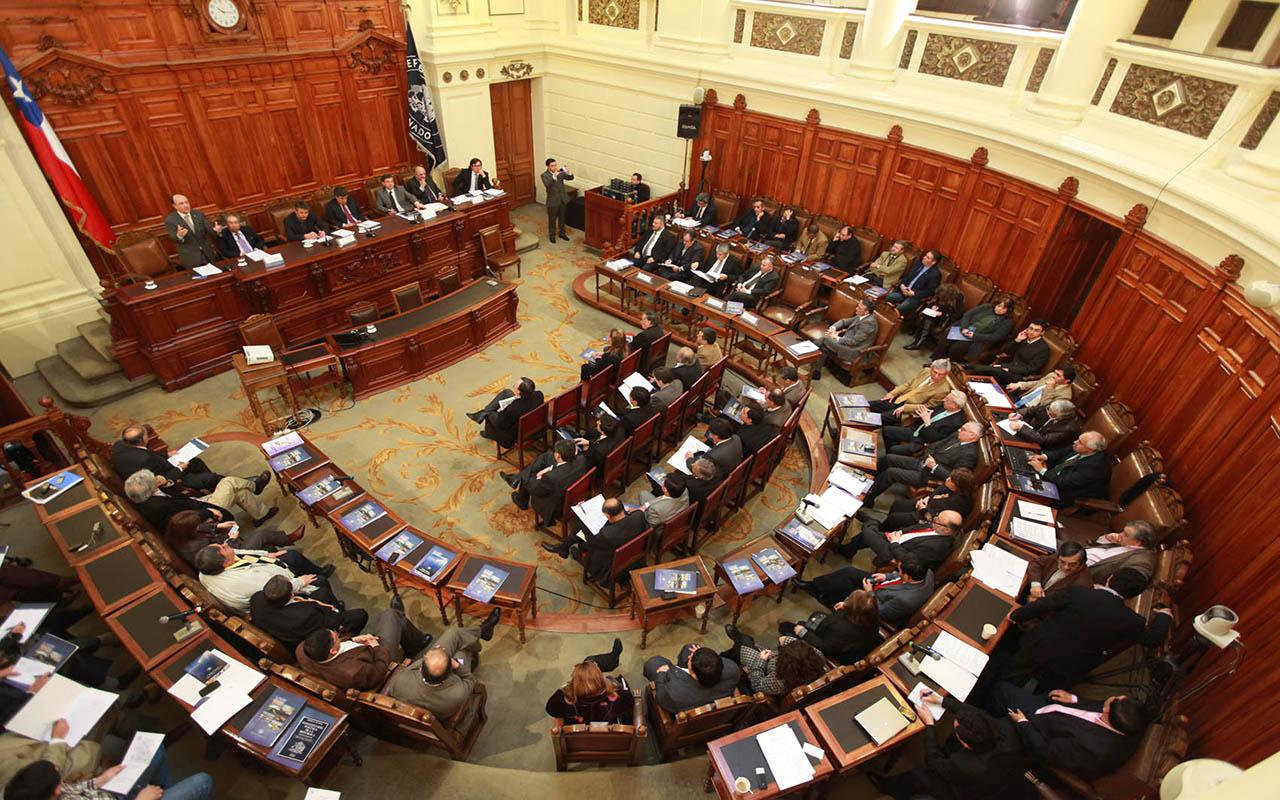El nuevo Congreso chileno en cinco puntos