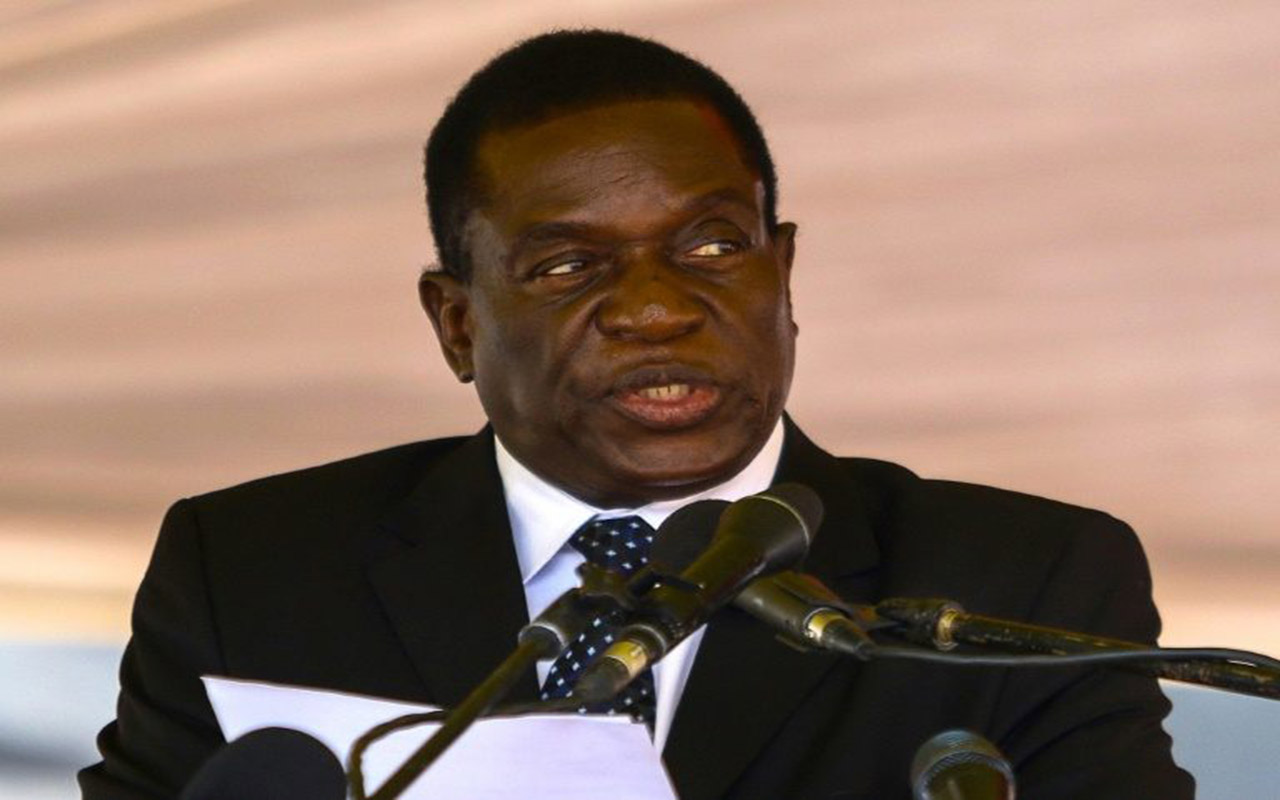 Ex vicepresidente Mnangagwa regresa este miércoles a Zimbabue
