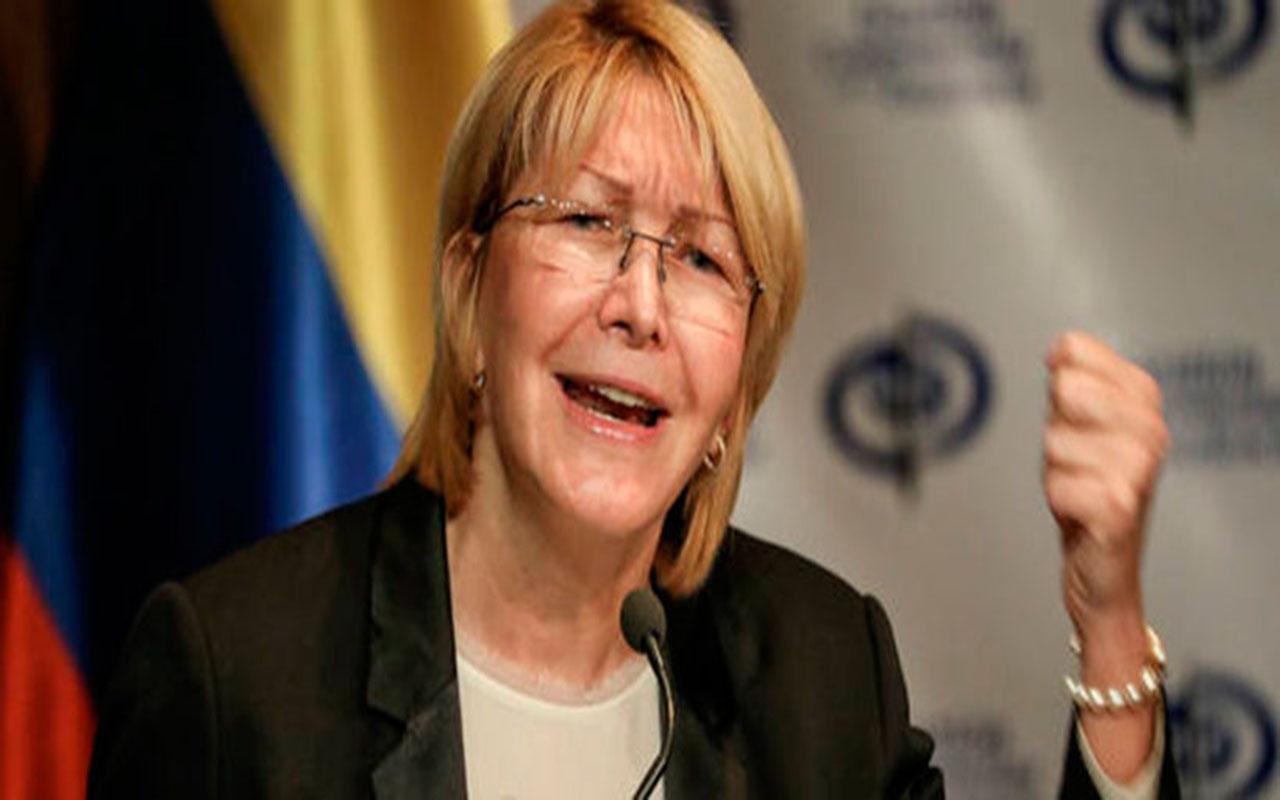 xfiscal de Venezuela pide a Corte Penal Internacional investigar a Maduro