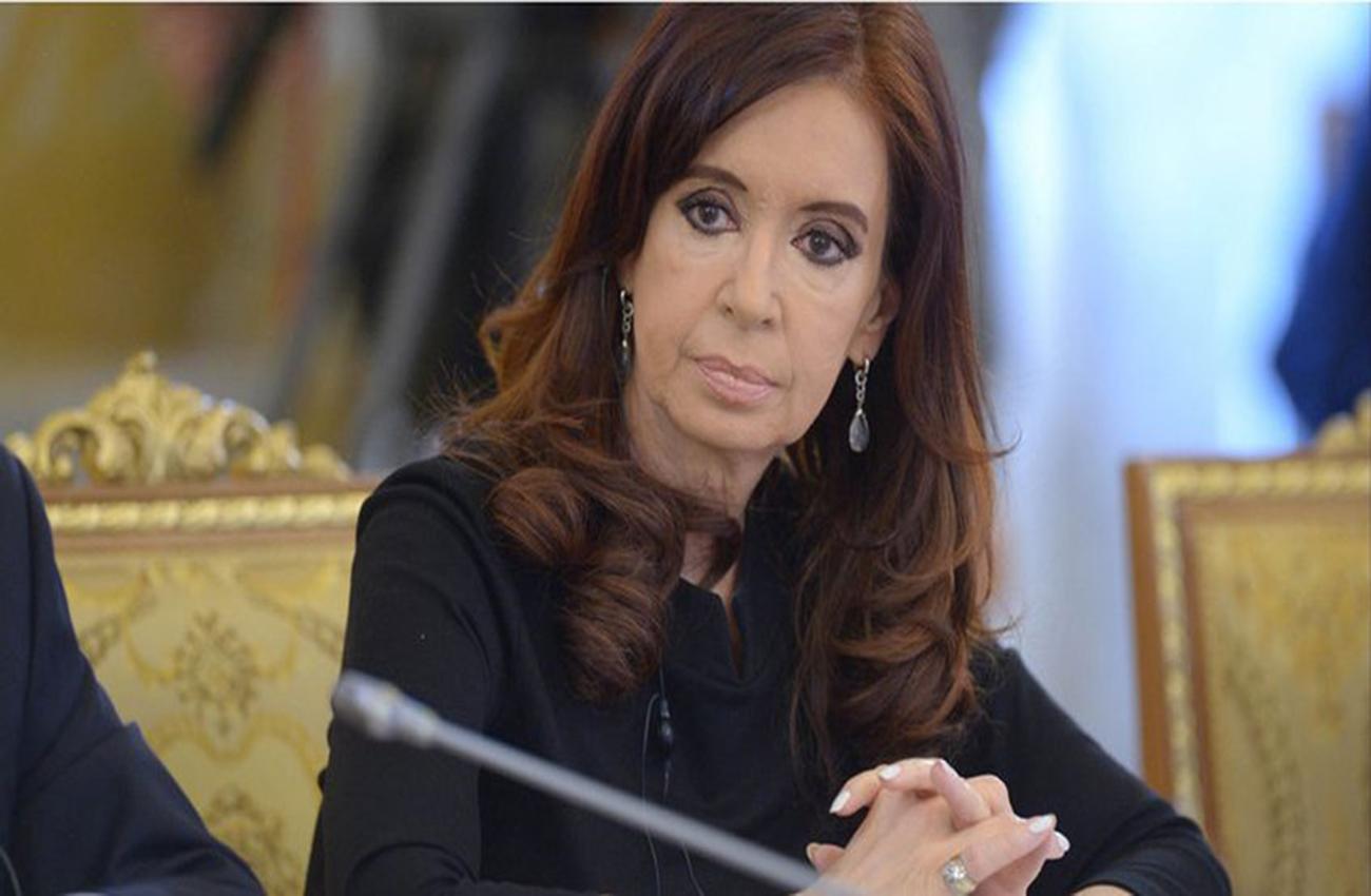 Expresidenta argentina Kirchner rechaza acusación de lavado de dinero