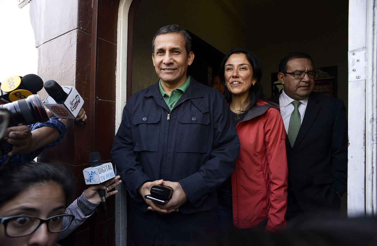 Fiscal general de Perú presentará en diciembre la acusación contra los Humala