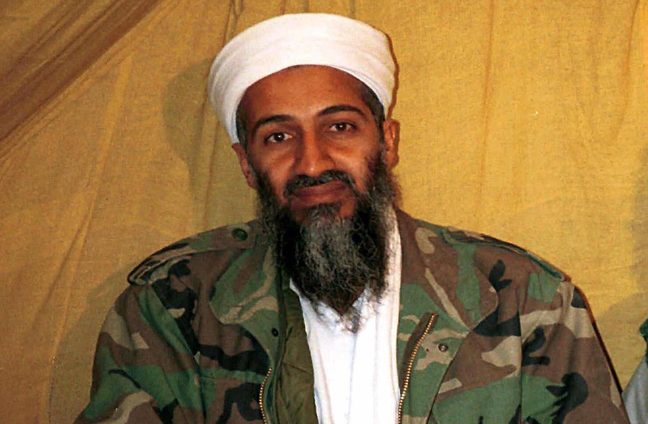 La CIA divulga imágenes del hijo de Osama bin Laden considerado su heredero