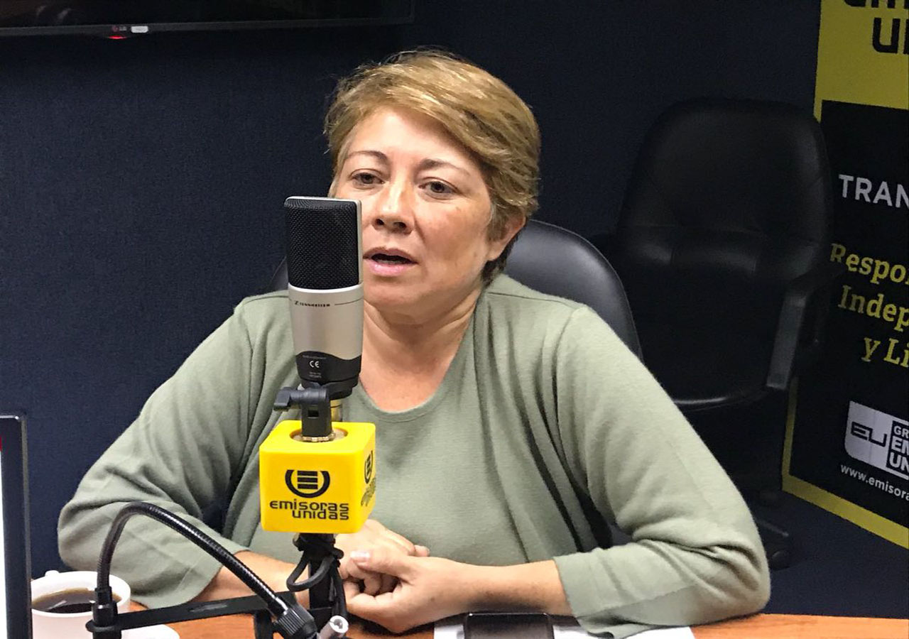 """""""No somos iguales, nuestra relación es la que debe ser de igualdad"""". Ileana Páez"""