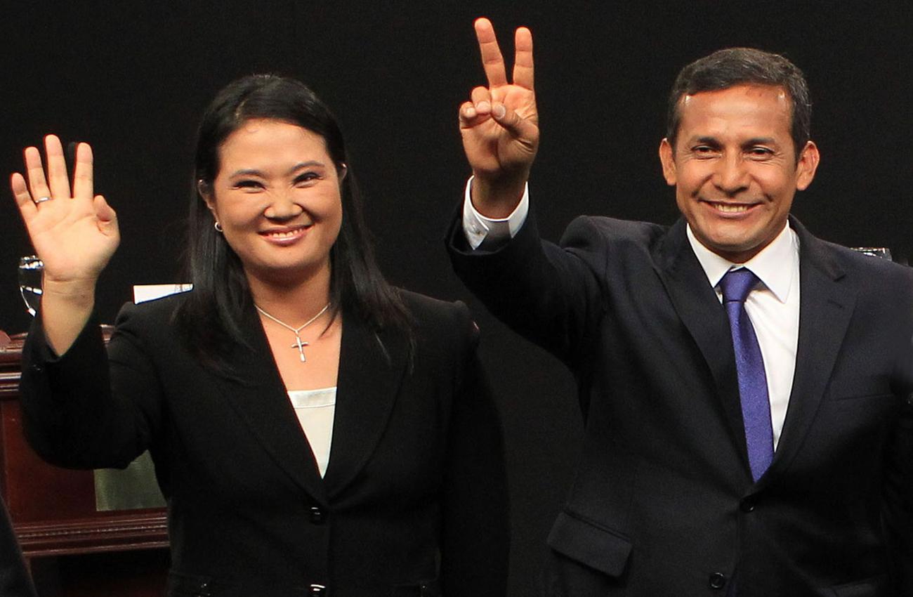 Odebrecht confirma que financió a KeikoFujimori y a Ollanta Humala