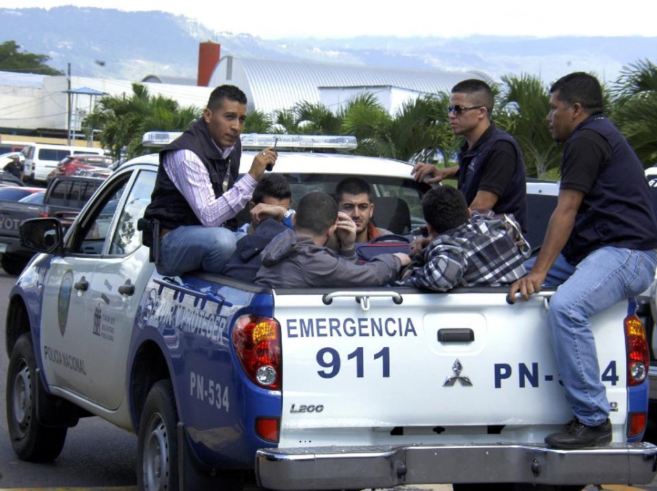 """Guatemala: """"Hay indicios de que ciudadanos de Medio Oriente detenidos en C.A tienen vínculos con el terrorismo"""