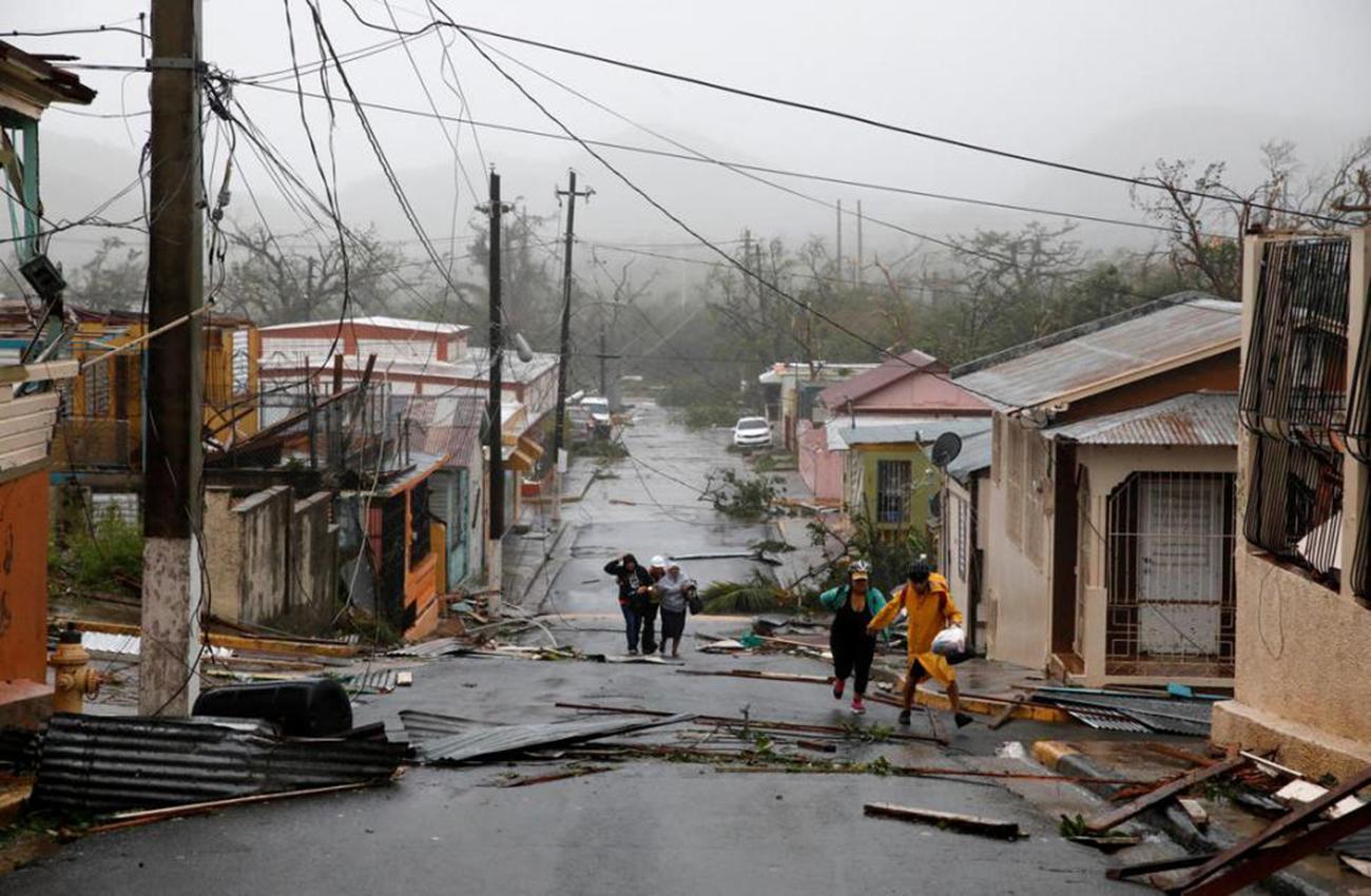 Población de Puerto Rico se reducirá 14% por desastre tras huracán