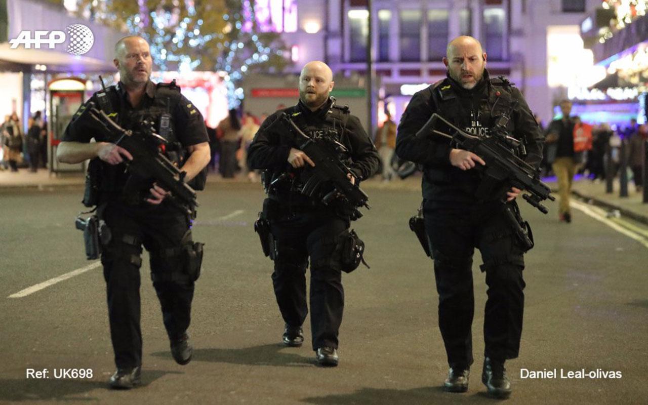 """Policía responde a un incidente en Oxford Circus """"como si fuera terrorista"""""""