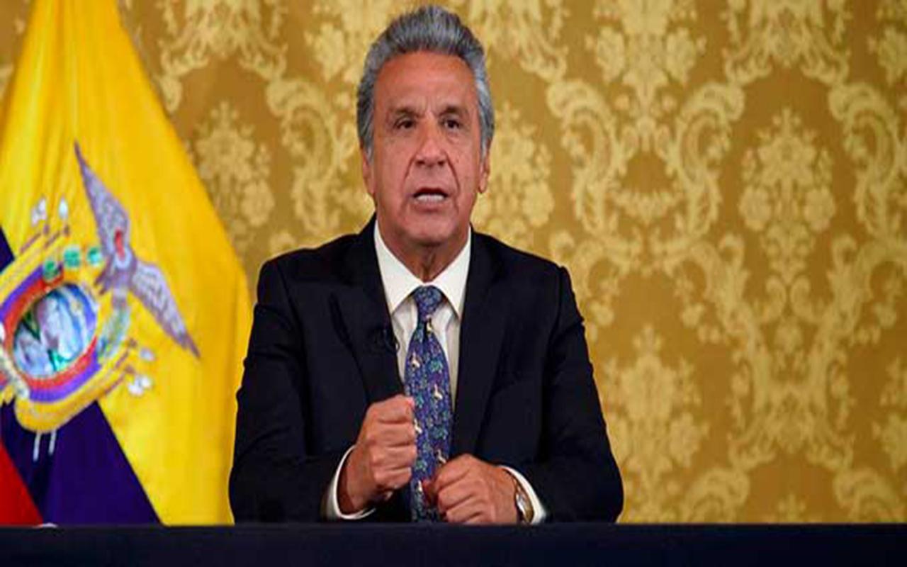 Presidente de Ecuador convoca referendo para suprimir reelección indefinida