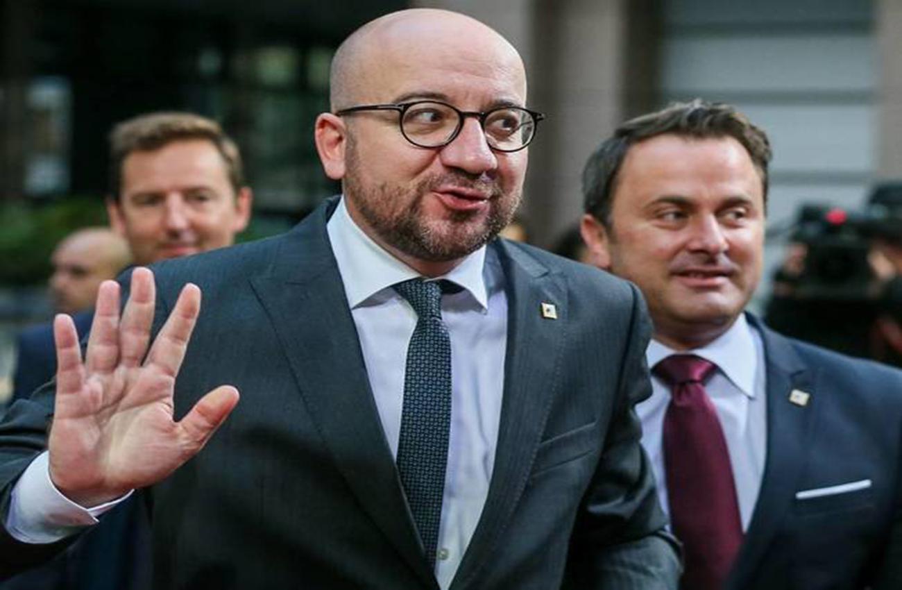 """Primer ministro belga descarta una """"crisis"""" en Bélgica por presencia de Puigdemont"""