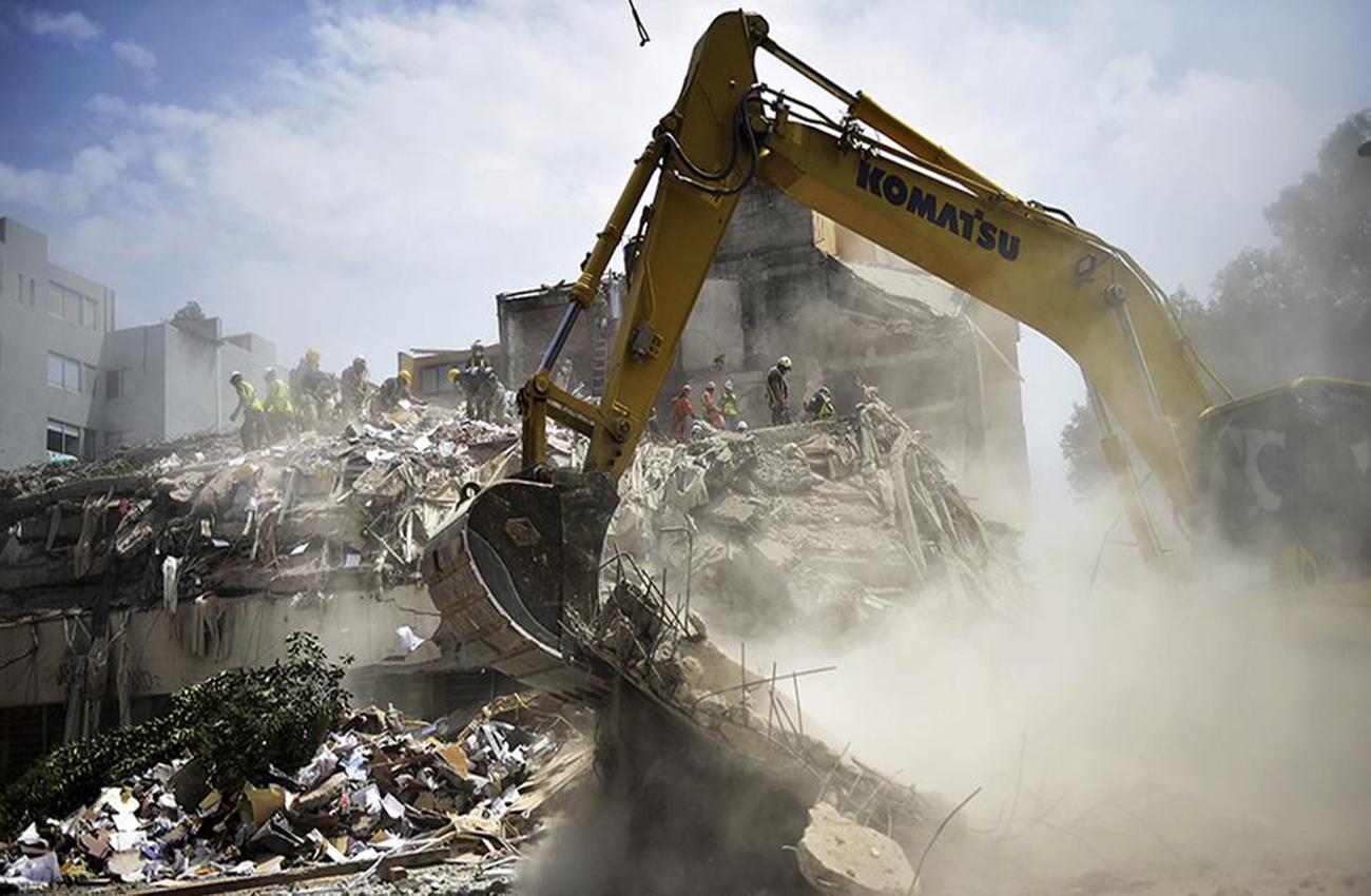Reconstrucción por sismos en México costará unos USD 2.500 millones