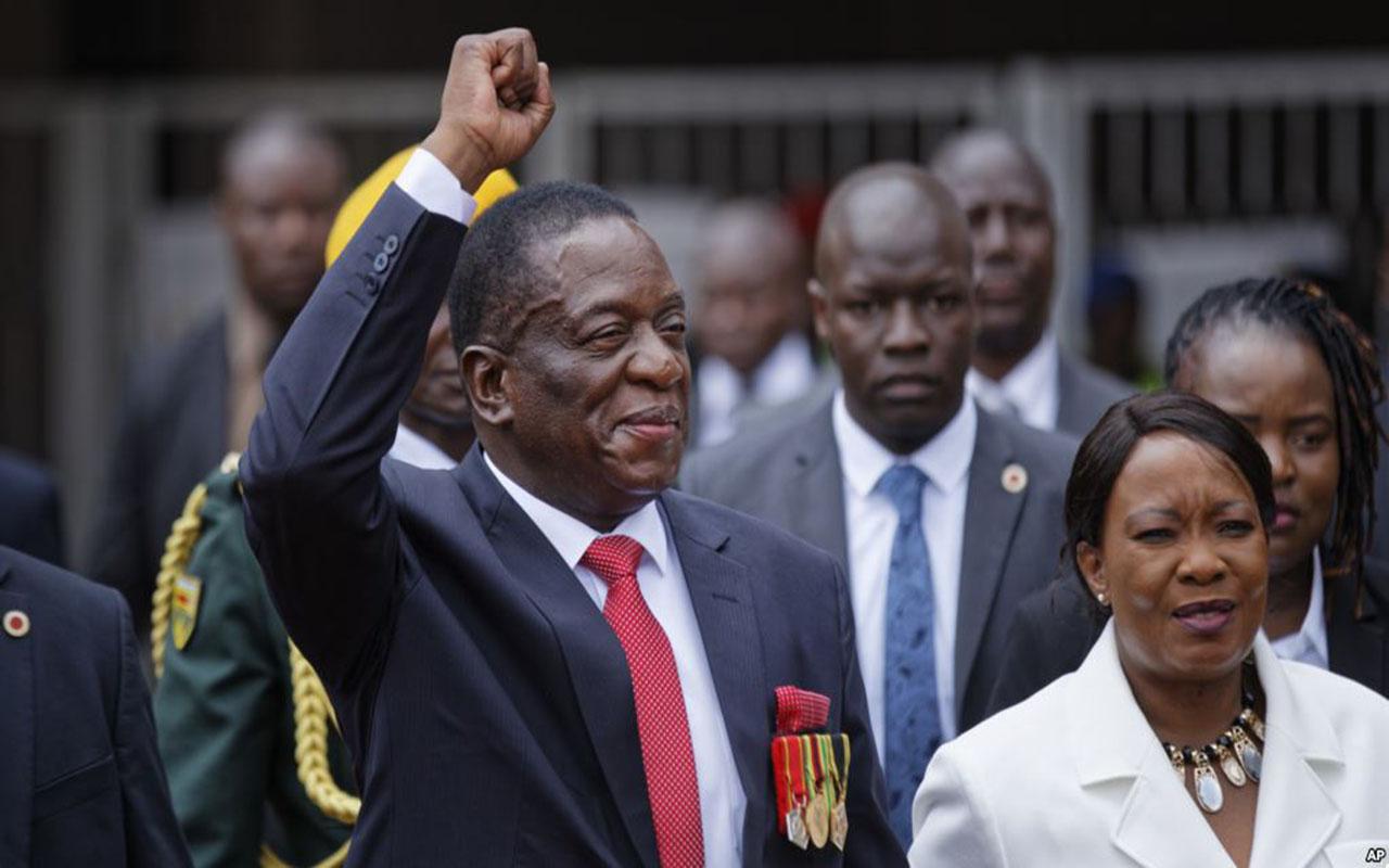 Un esperanzado Zimbabue pone punto final a la era Mugabe